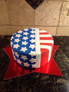 Patriotic Cake