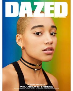"68.2k Likes, 379 Comments - amandla (@amandlastenberg) on Instagram: ""Deepest gratitude to @dazed. In conversation with @iammaasante Shot by @ben_toms  Styled by…"""