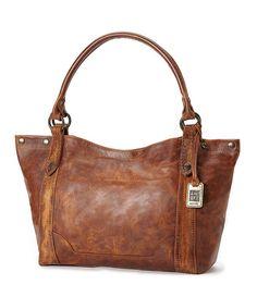 FRYE Melissa Shoulder Handbag, Cognac, One Size: Handbags: Amazon.com