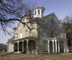 John's Mansion, Mississippi