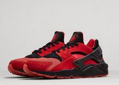Nike Air Huarache Love/Hate Sneaker Collection http://stores.ebay.com/Sole-Suppliers-Since-2014