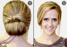 How To: Retro Bouffant - DIY! Your Step-by-Step for the Best Cute Hairstyles