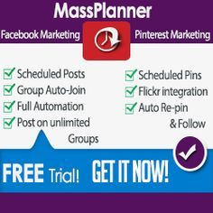 Post Your Ads to thousands of FB, LinkedIn, Pinterest, Twitter, google+ Groups and More with A click.  Don't Take My Word For It.  Try the Full Version FREE for 5 Days:  bit.ly/1EZgOrR  Turn Your FB,Google+,Twitter and other Social Networks Posting To Cash Auto Post To 1000s With A click: bit.ly/1EZgOrR