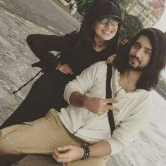 Ishana and omkara offscreen