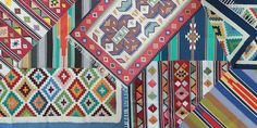 kilim Quilts, Blanket, Rugs, Weaving, Farmhouse Rugs, Quilt Sets, Blankets, Log Cabin Quilts, Cover