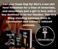 www.childrenofankh.com Freak Flag, Girls In Love, Great Books, Wicked, Let It Be, Reading, Reading Books, Big Books, Good Books