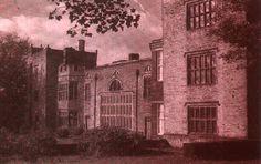 Bolling Hall in Bradford, England