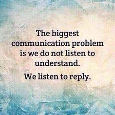 Too true. #communication