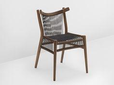 Silla de poliéster Colección Loom by H Furniture