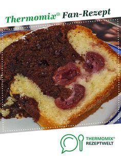Marmorkuchen mit Kirschen von hannes2001. Ein Thermomix ® Rezept aus der Kategorie Backen süß auf www.rezeptwelt.de, der Thermomix ® Community.