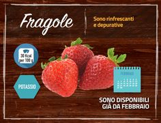 Le miniguide dei prodotti di stagione Healthy Menu, Healthy Nutrition, Juice Plus, Tasty, Yummy Food, Practical Gifts, Unusual Gifts, Detox Recipes, Fruits And Vegetables