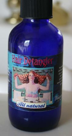 natural hair detangler recipe