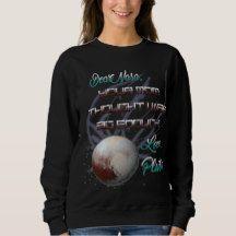 Funny Pluto Not a Planet Nasa Astronomy T-Shirt