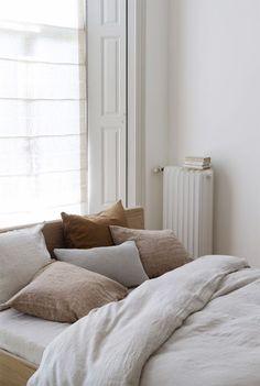 Oatmeal cushions   S