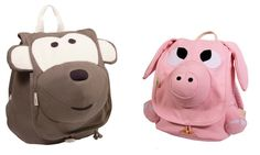 Back to school means sturdy backpacks to carry all those books and homework assignments. Send your kiddo back in a green way with these 6 fun and eco-friendly backpacks. Animal Backpacks, Cute Backpacks, Eco Friendly Backpacks, School Readiness, Green Building, Back To School, Innovation, Fun, Bags