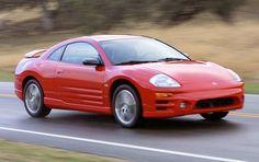 2003 Mitsubishi Eclipse GTS 2dr Hatchback Shown