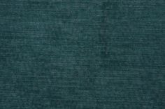 Merrimac M9689 Chenille Upholstery Fabric in Teal $12.95 per yard