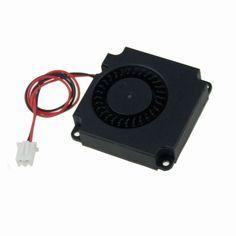 [ 8% Off ] Gdstime 3D Printer Fan DC 12V 40mm x 40mm x 10mm Blower