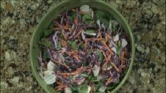 Kale-and-Blueberry Slaw with Buttermilk Dressing Monday, July 20, 2015
