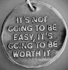 Remember this when you're down and depressed and feel like your efforts aren't paying off...... Also remember in order to lose weight you NEED to eat. For those of you who need help, check out this post! http://www.insearch4success.com/eating-to-lose-weight/