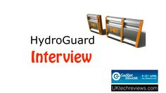Gadget Show Live 2014 Interview with HydroGuard