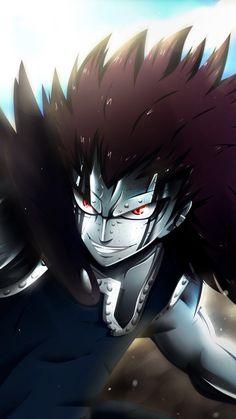 Iron Dragon Slayer Gajeel