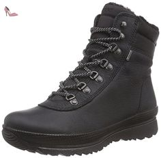 ecco ecco hill chaussures de fitness outdoor femmes noir schwarz black