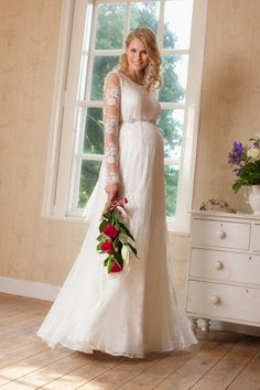 Wedding Dresses for Pregnant Women | Wedding Dress Collections ...