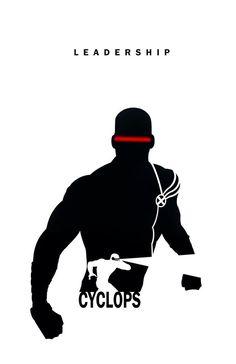 Cyclops (Scott Summers) - X-Men - Marvel Comics Comic Movies, Comic Book Characters, Comic Book Heroes, Marvel Characters, Comic Character, Comic Books Art, Marvel Comic Universe, Comics Universe, Marvel Art