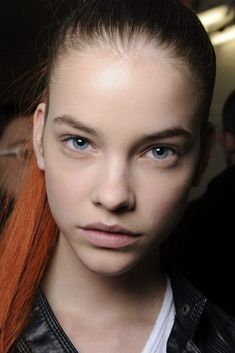 no makeup but not my fave pic of barbara palvin