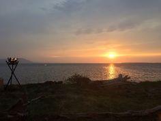 北海道 湧別町 サロマ湖 Saroma Lake, Hokkaido, Japan