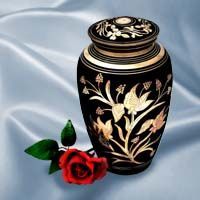Click to view Butterfly Orchid Cremation Urn