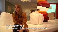 Paola Antonelli, The MoMA's Senior Curator of Architecture and Design explores the ever-evolving relationship between people and objects.