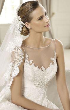 Moda 2013 – Tendências em vestidos de noiva