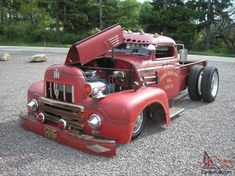 rat rod pickup trucks #Ratrodtrucks