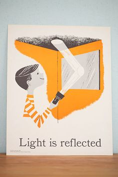 Light is Reflected poster
