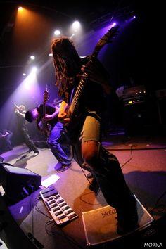 Manimal, 2011-03-26 (La Salamandre, Chaville, France).  #concert #live http://www.morka.fr