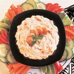 Old Bay Unexpected Company Dip: Buy pre-cooked frozen shrimp to have this festive shrimp dip ready to serve in minutes.
