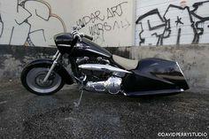 ZZ top's motorcycle