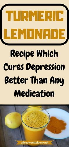 People often say that the lemonade with turmeric contains the best medical values. Namely, turmeric has strong anti-inflammatory properties. Moreover, this root kills cancer cells, heals depression, lowers cholesterol. Hair Growth Home Remedies, Home Remedies For Acne, Herbal Remedies, Health Remedies, Natural Cures, Natural Health, Health And Nutrition, Health And Wellness, Nutrition Guide
