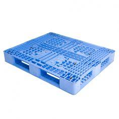 1200 X 1000mm 4 Way Perimeter Based Plastic Pallet