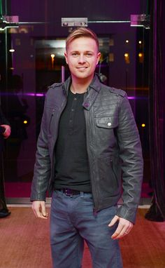 westlifenext: Morrison Hotel reopens. Pictured is Nicky Byrne at the reopening night of the Morrison Hotel on Ormond Quay Dublin following a 7 million euro refurbishment. Photo: Sasko Lazarov/Photocall Ireland