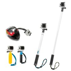 GoPole Bundle - GoPro® Accessories & Mounts