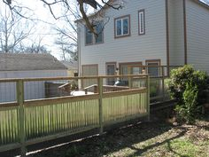 Sheet Metal Metal Fences And Fence On Pinterest