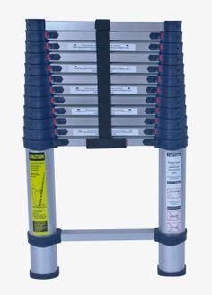 Telescopic Ladders – X-tend and Climb