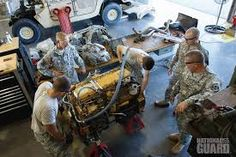 army wheeled vehicle mechanic