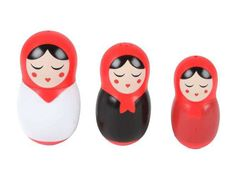 Get Babushka Salt and Pepper Dinner Dolls by Bud just in $15.90 AUD.These old school cuties compliment every meal. Salt, pepper and toothpick as well. Also available  online.