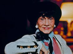 The iconic fashion of Coco Chanel  |  Get great fashion tips at 40plusstyle.com
