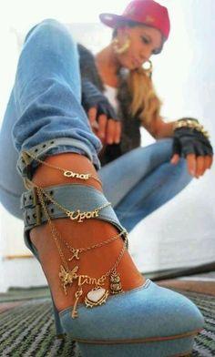 dope style Womens Unique Hip Hop Style Inspiration Urban Apparel Clothing Design #UNIQUE_WOMENS_FASHION