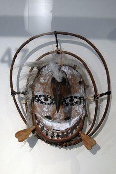 Yup'ik Eskimo Dance & Shaman's Masks (1883)